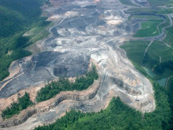 Mining by Mountaintop Removal