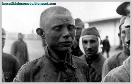 Russian Prisoner of War
