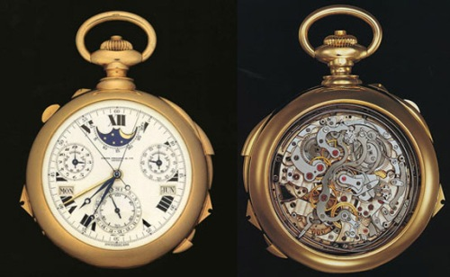 Henry-Graves Supercomplication - Obverse