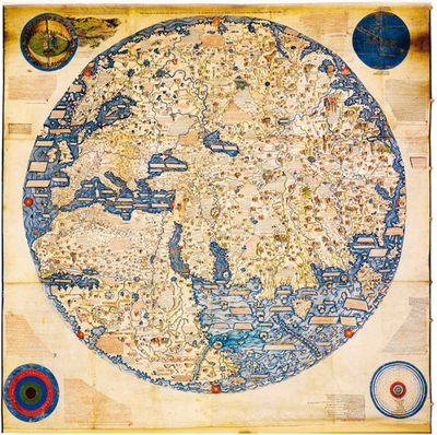 1459 Map of the World